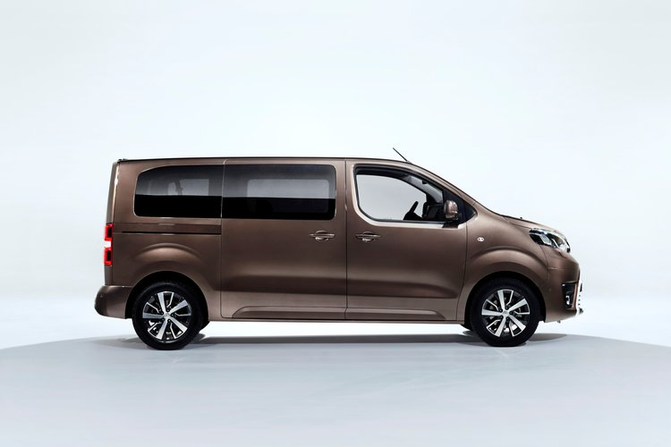 БОКОВОЕ СТЕКЛО DO TOYOTA PROACE, EXPERT,JUMPY 2016