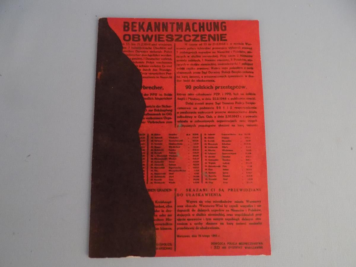 książka Mauzoleum Walki i Męczeństwa 1977r PRL