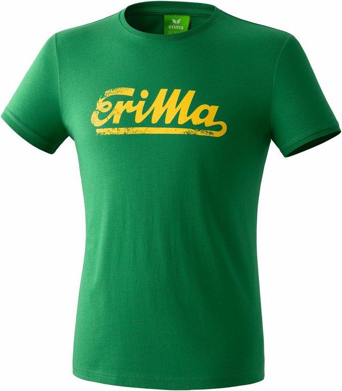ERIMA RETRO T-SHIRT MENS T-SHIRT L
