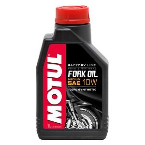 Motul Fork Oil 10W Factory Line Medium 1L do lag