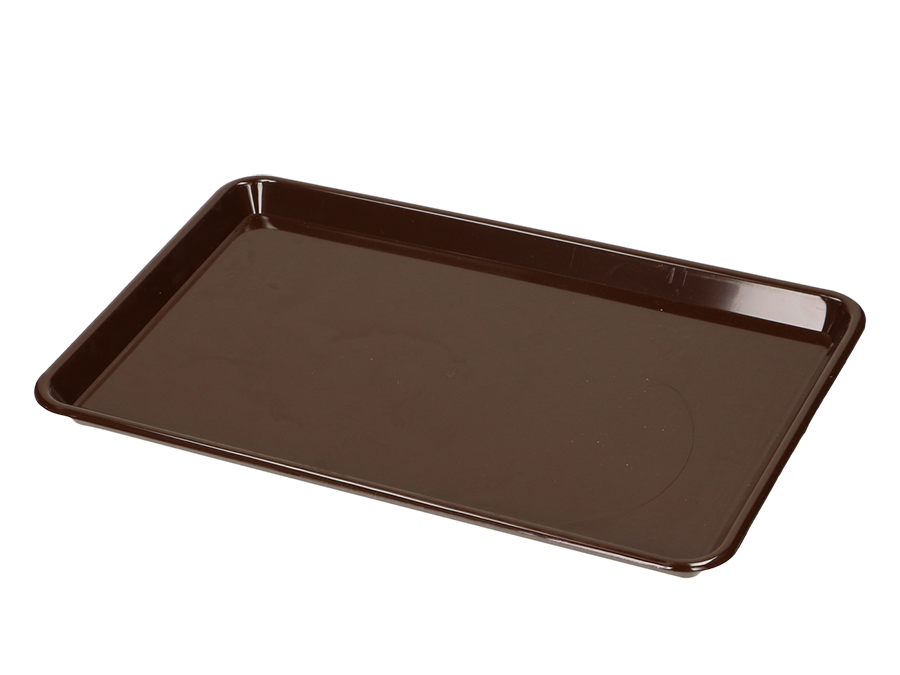 Univerzálny kuchynský zásobník 30x19cm hnedé médium