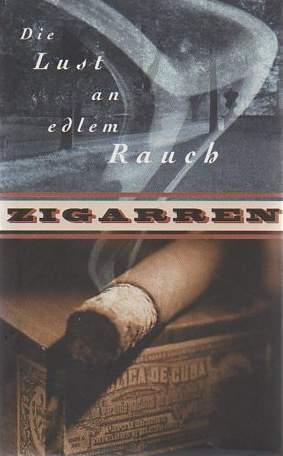 18392 Сигары. Охота на благородный дымок.(ин.нем)