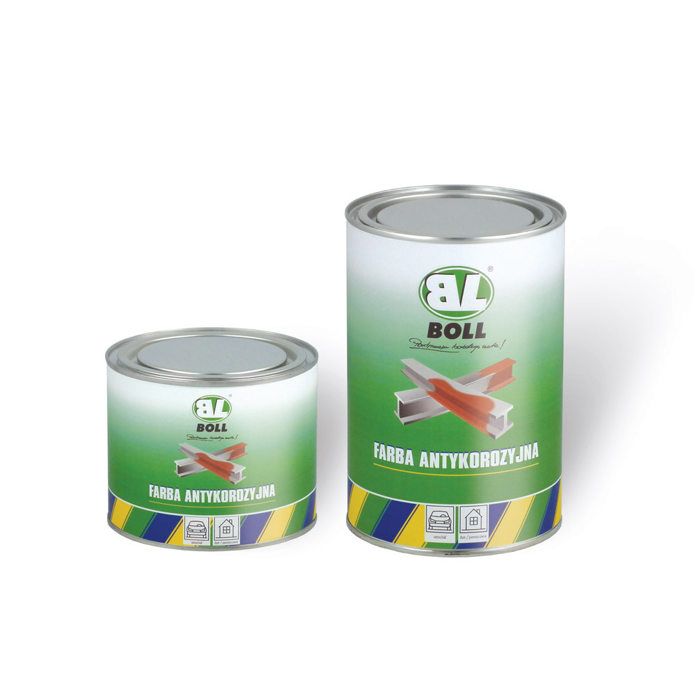 Picture of BOLL PAINT ANTICORROSIVE 500ML 001409