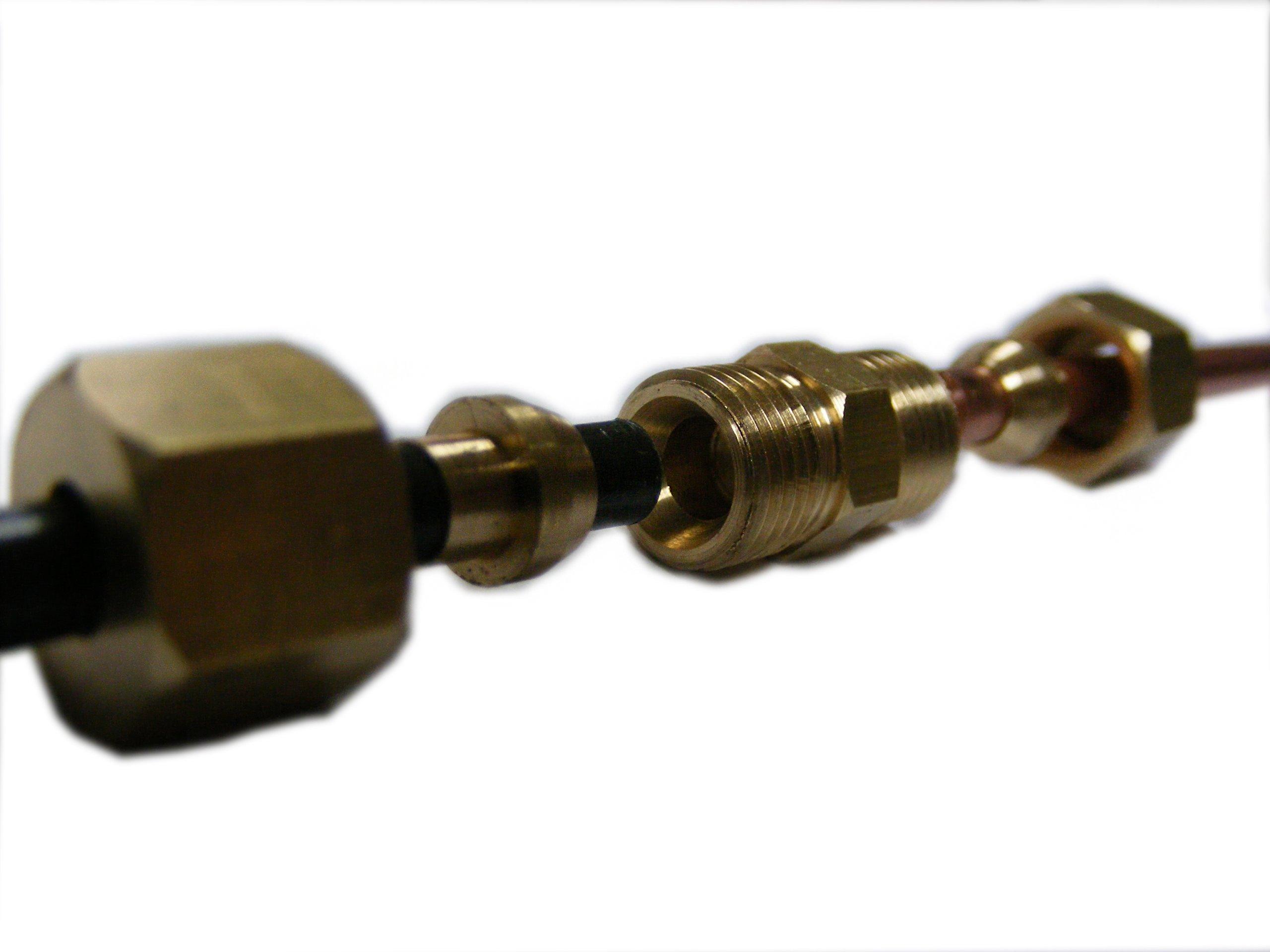 Соединитель провода тормоза без цепочки