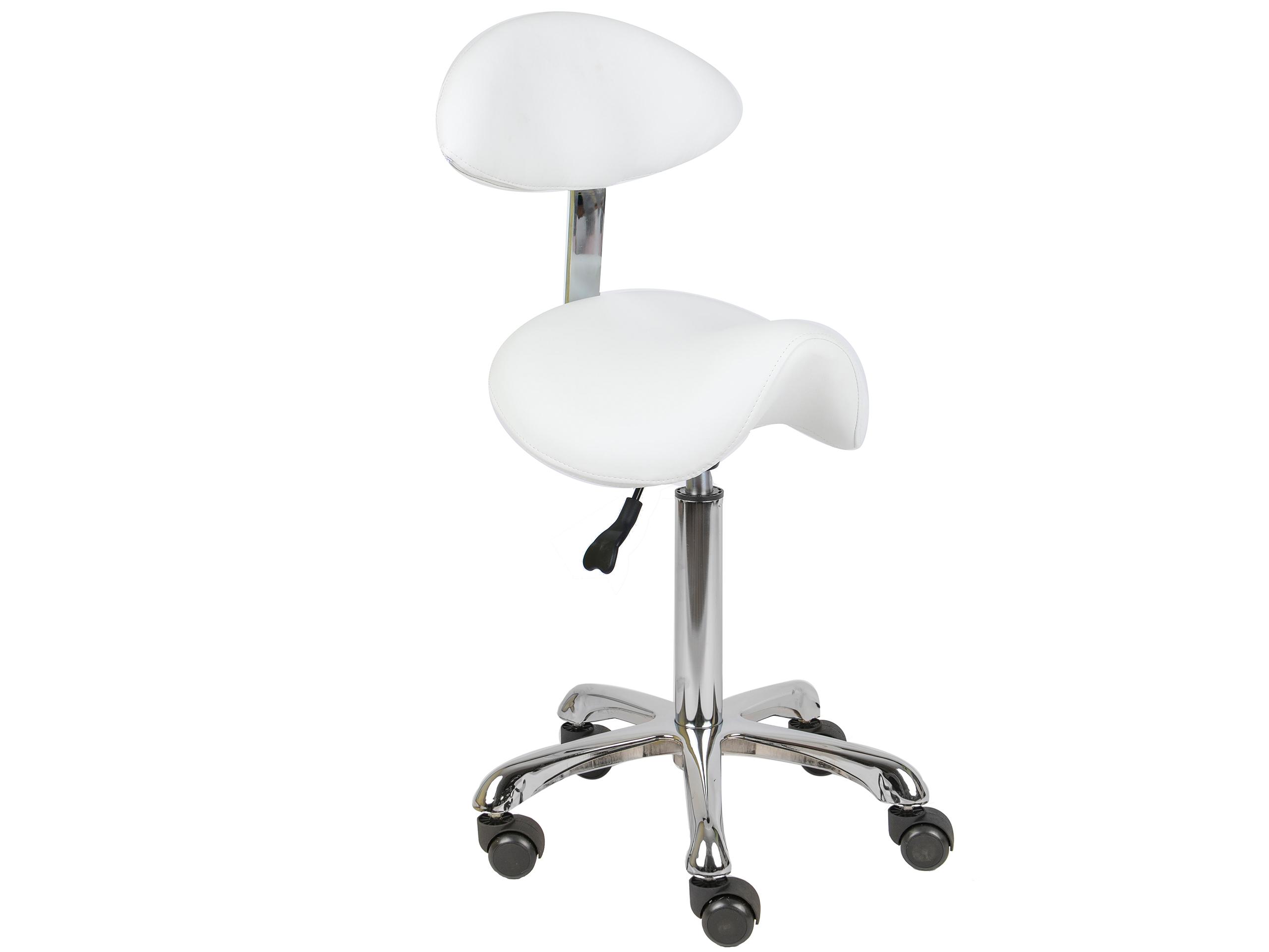Krzeslo Siodlowe Kosmetyczne Relaxy Z Oparciem Fv 6259099110