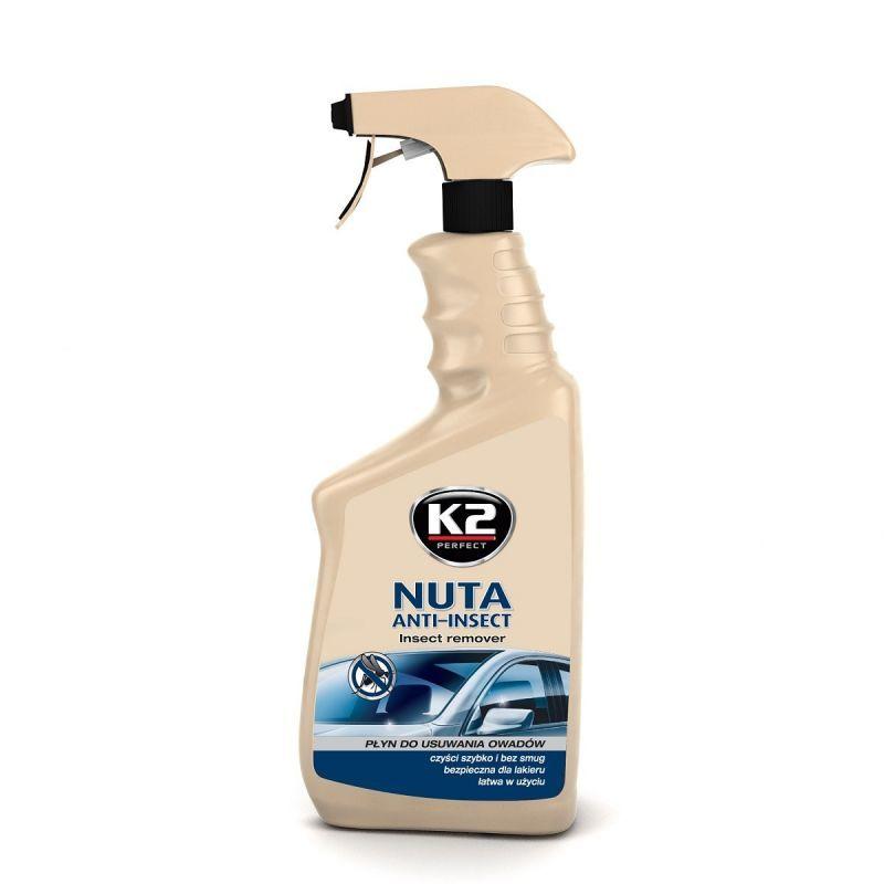 K2 NUTA ANTI INSECT 700ml płyn do usuwania owadów