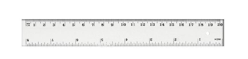 Item CHEAPER RULER 20cm scale in centimeters HIT!!