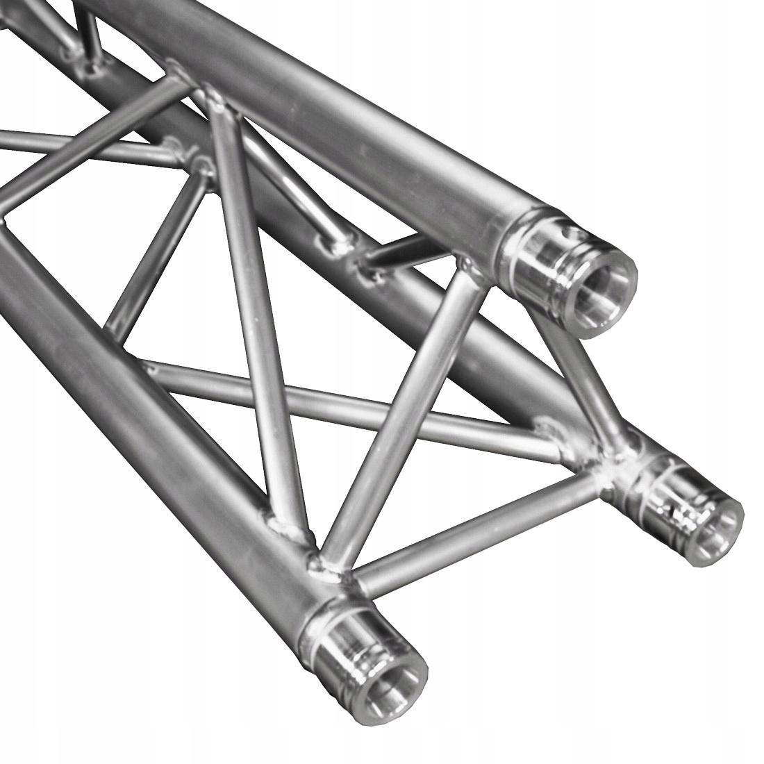 DT 33 - Trisystem -150cm Hliníková štruktúra