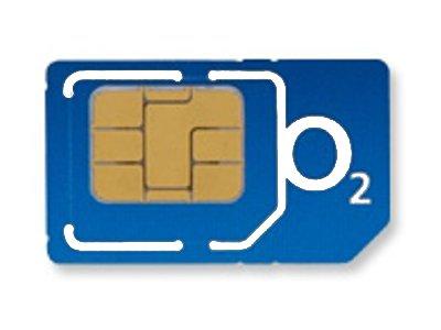 Item Starter 3 in 1 SIM Card O2 UK Standard Micro NANO