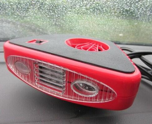 Farelka обогреватель автомобильный 200w 12v нагреватель (фото 3) | Автозапчасти из Польши