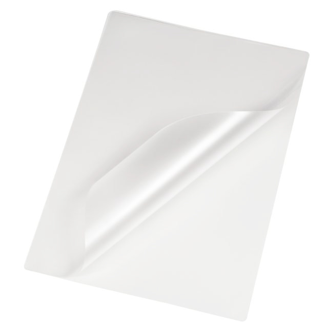 Item COVER FOR BINDING A4 TRANSPARENT 100PCS