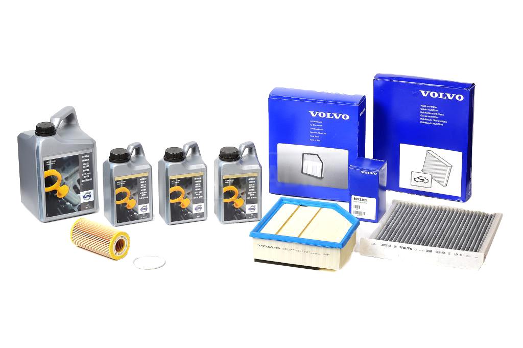 volvo c30c70s40v50s80 фильтры масло оригинал