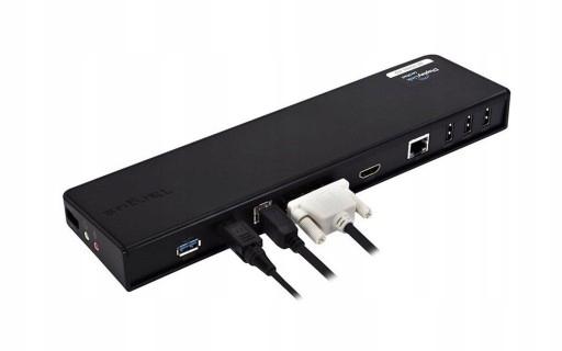Stacja dokująca Targus ACP70EU HDMI DVI 2x USB 3 0