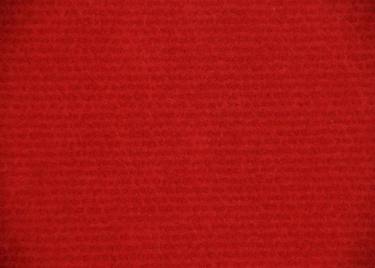 Trhový koberec koberce čalúnenie Sintra červená