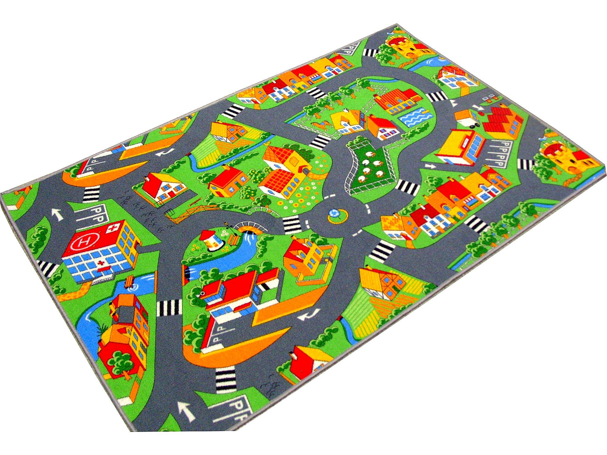 Ковер дорога для детей фото