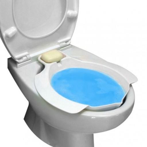 Bidet ponúkanie misky na umývanie na toaletu