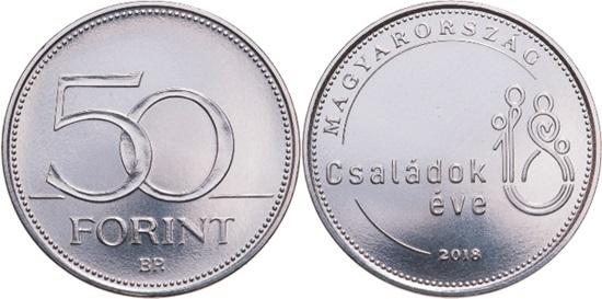 Купить WĘGRY 50 forintów Rodzina на Otpravka - цены и фото - доставка из Польши и стран Европы в Украину.