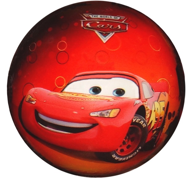 Red Ball Ball Cars McQueen Shiny 7387