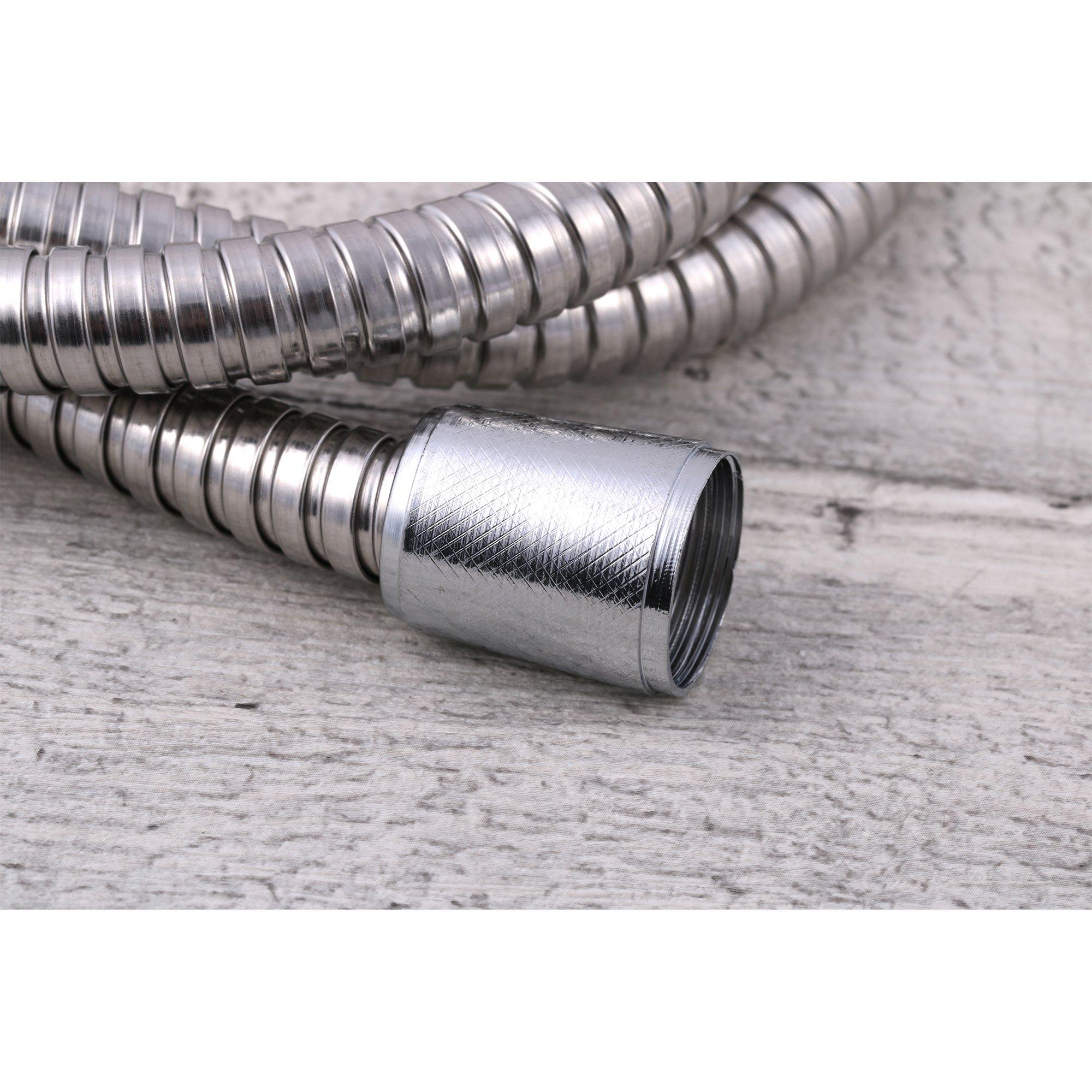 Wąż prysznicowy chromowany standardowy 120cm Kod produktu 5903002060773