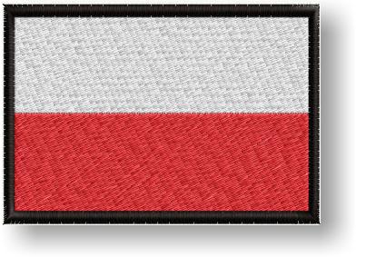 Польский флаг термополоса Польша