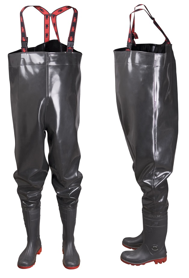 SB01 Silné KLADY Topánky Čierne bahniaky R. 41