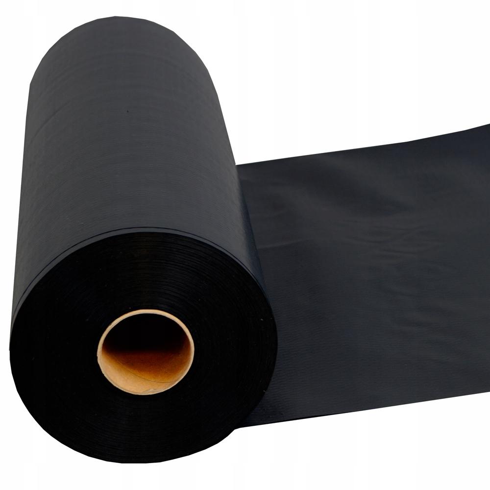 пленка горизонтальная ИЗОЛЯЦИЯ ФУНДАМЕНТОВ 1 ,0мм 30cmx30m