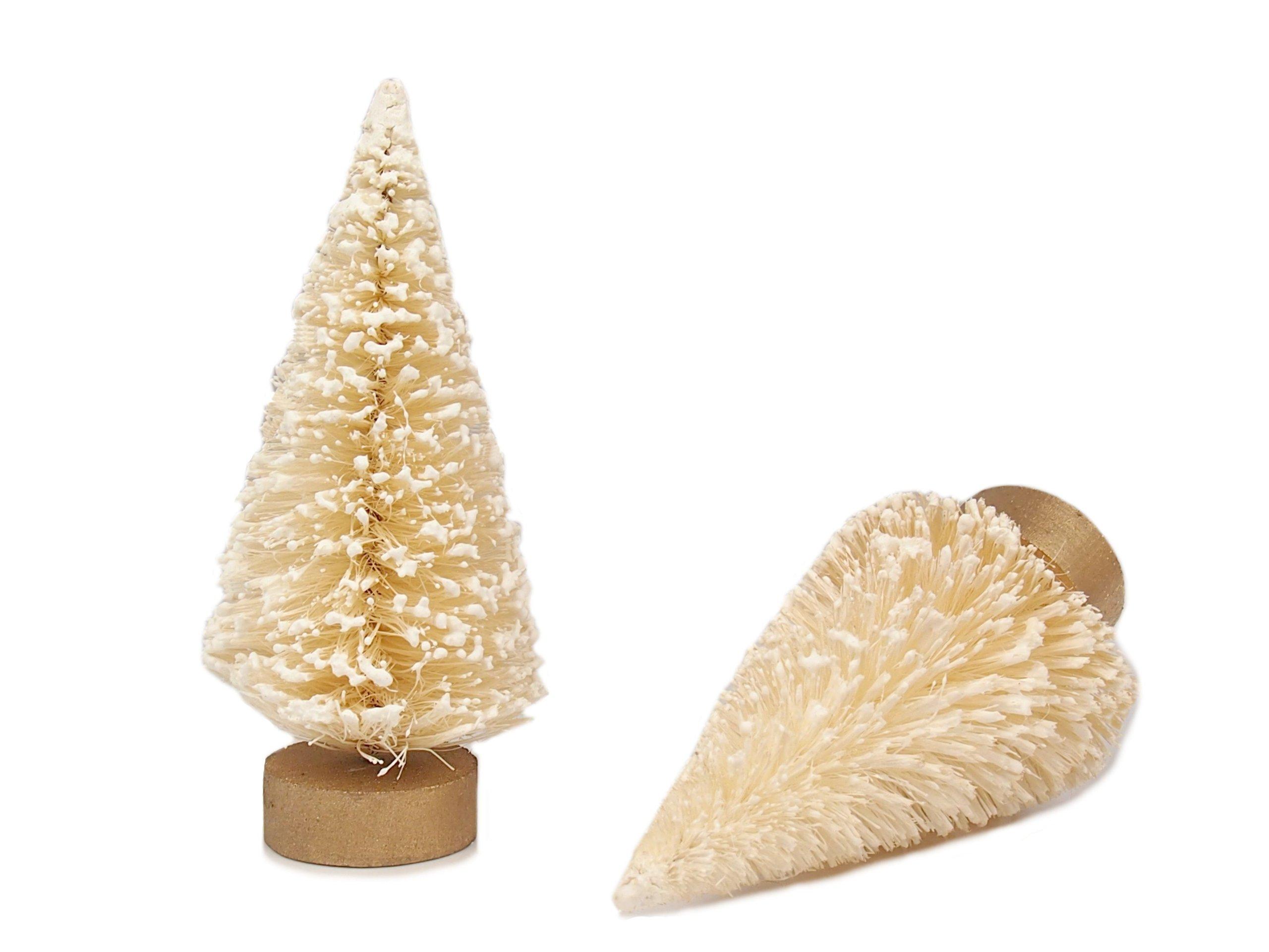 Vianočný strom Vianočný strom dekorácie na stole 13 cm