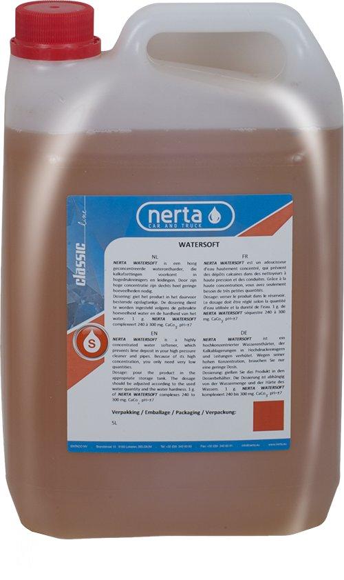 NERTA - WATERSOFT умягчитель воды 5 Л RM 110