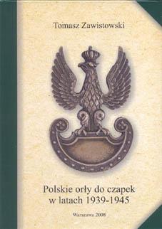 Польские орлы для фуражек 1939-1945 Т. Завистовский