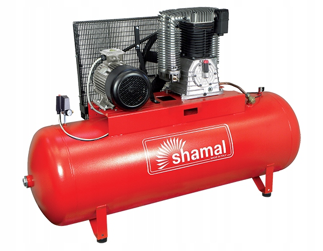 SHAMAL 1100/500 KOMPRESOR SPRĘŻARKA TŁOKOWA 7.5 kW