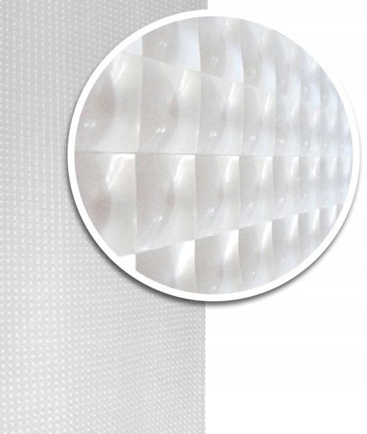 ШТОРА для ванной ВЕШАЛКИ для одежды PEVA 150x200 3D-эффект