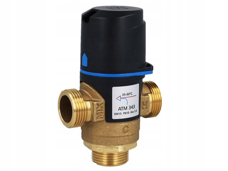 Клапан термостатический смесительный AFRISO ATM 343 3 /4