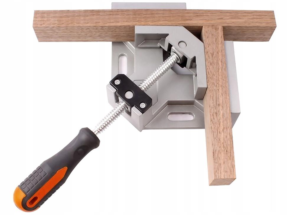 Ścisk kątowy - śrubowy zacisk stolarski WX-9010