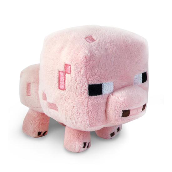 OBRÁZOK NA MASCOT MINICRAFT PIG PLUSH MASCOT