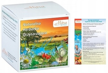 Item MITRA Tea Cleansing of TOXINS, CONSTIPATION,