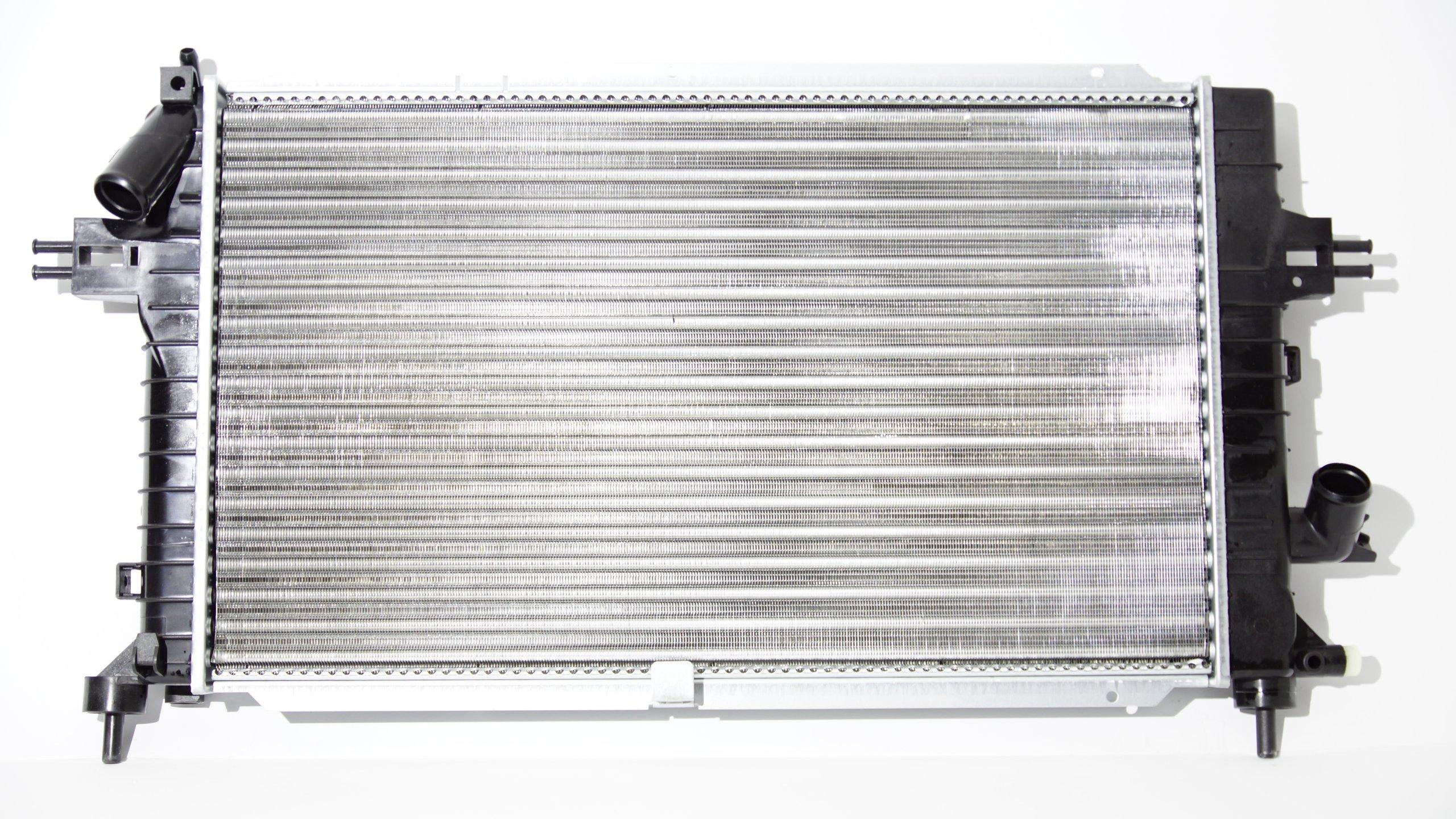 радиатор воды opel astra h   zafira b cdti новая