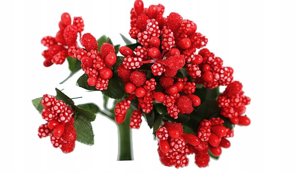 Купить M12, Декоративные тычинки, бусины на проволоке 12шт 14koloró на Otpravka - цены и фото - доставка из Польши и стран Европы в Украину.