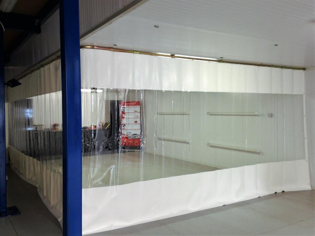 Curtain, kotara, curtain, pvc 650g