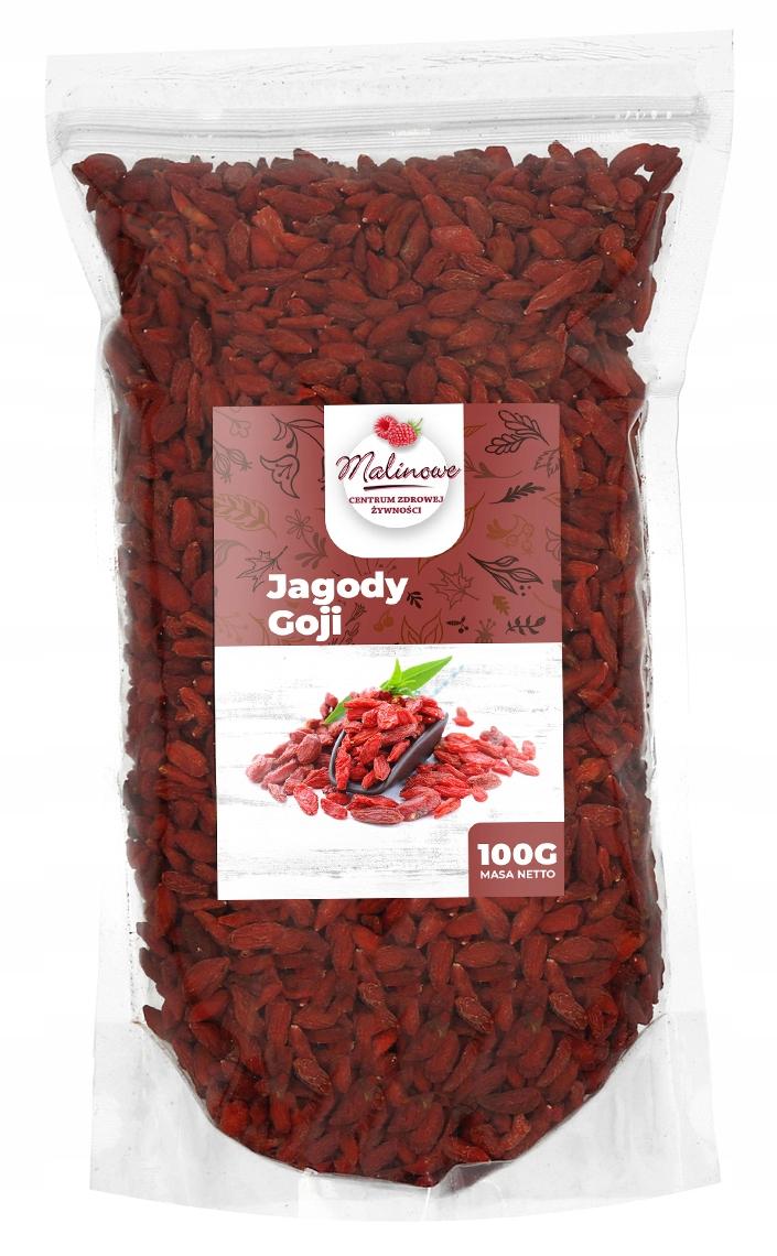 Item GOJI BERRIES 100g dried fruit HIGH QUALITY