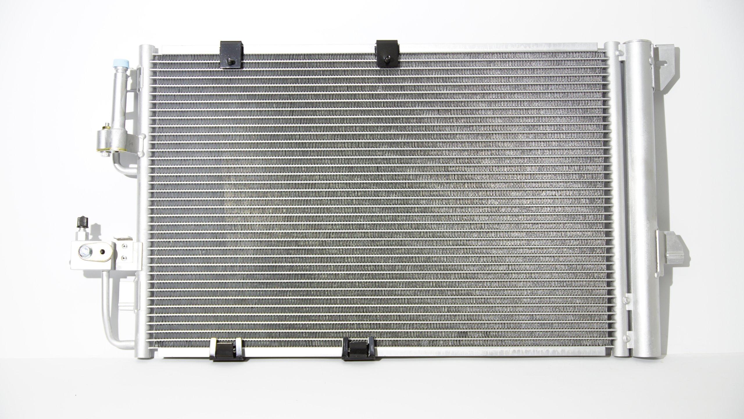 радиатор кондиционирования воздуха astra ii g 2002-2009 бензина