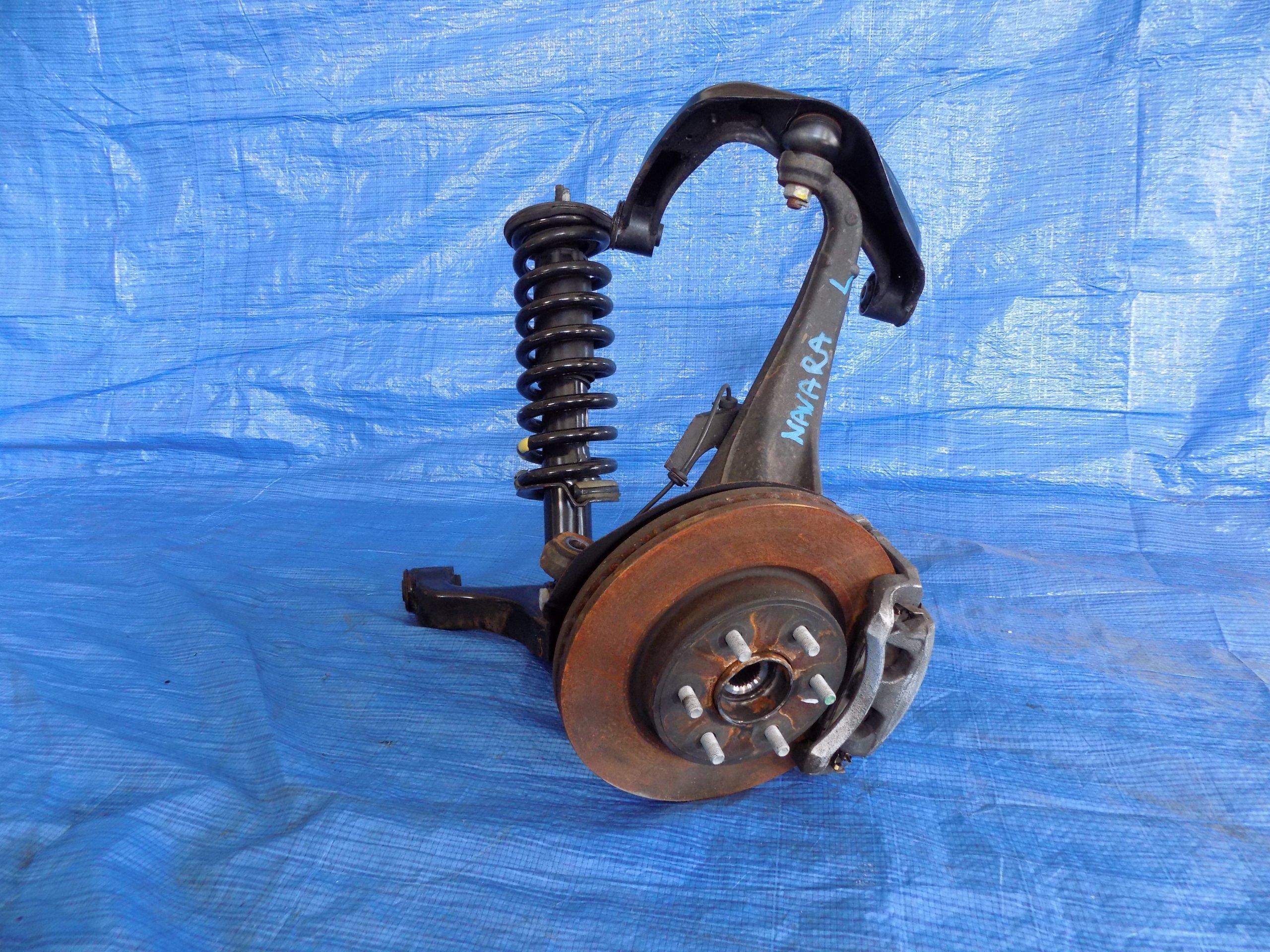кроссовер рычаг независимой подвески колеса амортизатор navara np300 2 3d