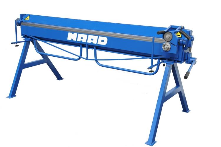 Ohýbací stroj 2000 x0.7mm Maad s nožnicami