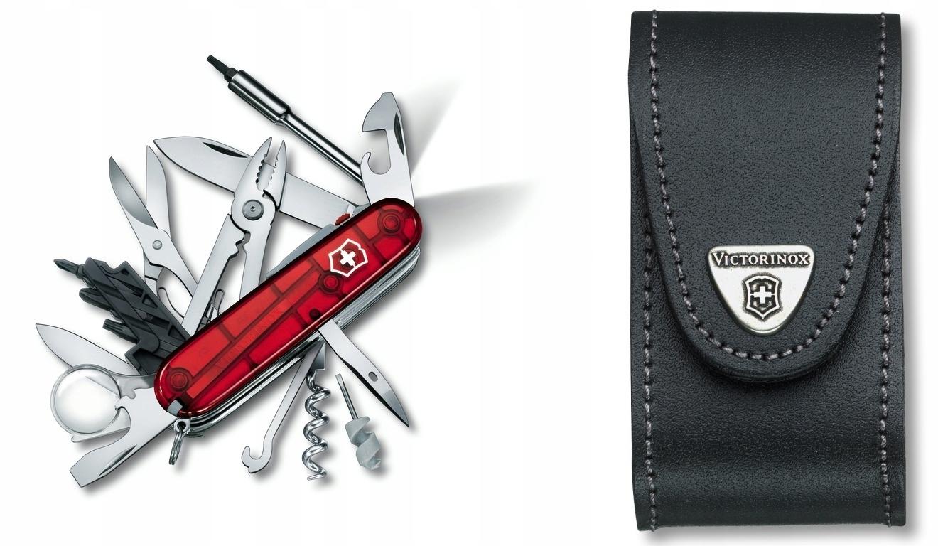 vreckový nôž Victorinox 1.7925.T CyberTool s puzdrom