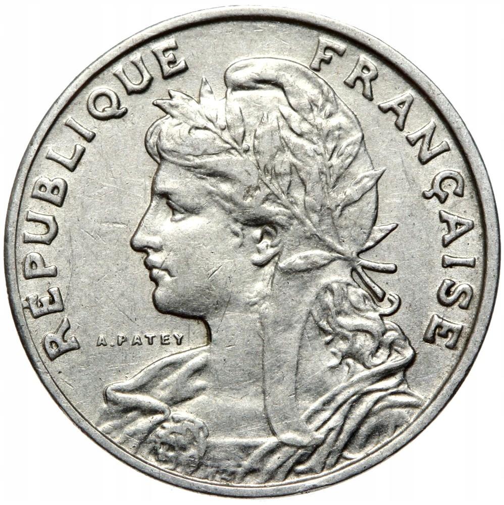 Francúzsko - mince - 25 centov 1903 - Nikel