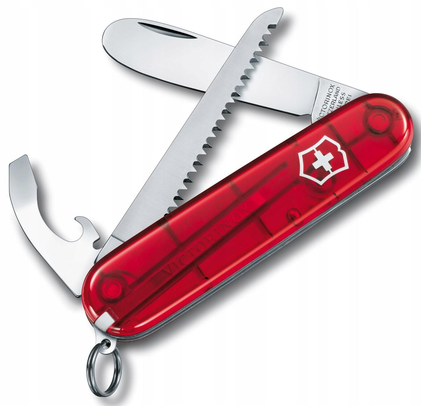 vreckový nôž Victorinox 0.2373.Moja Prvá T červené...