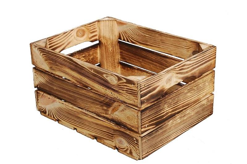 Деревянный ящик. Ящики. Утепленная мебель 21х30х40.