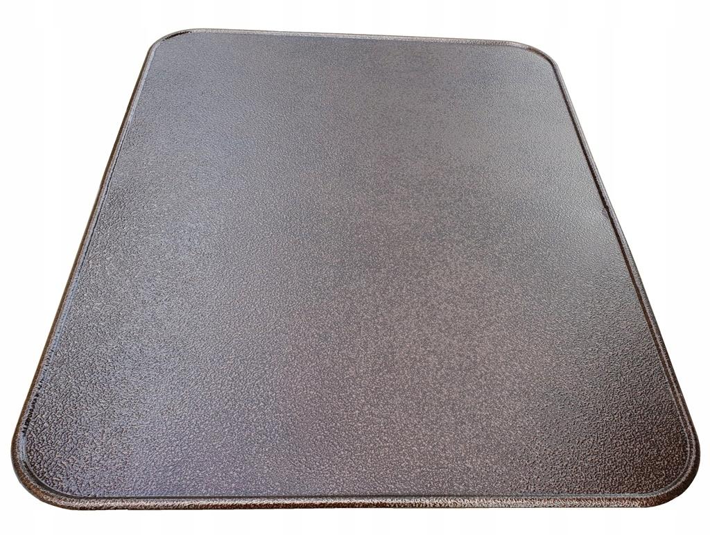 BLACHA POD PIEC PIECYK KOZĘ KOMINEK 60x80 CM