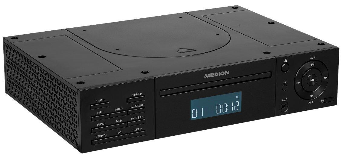 Подвесная радиостанция MEDION CD AUX RDS PILOT