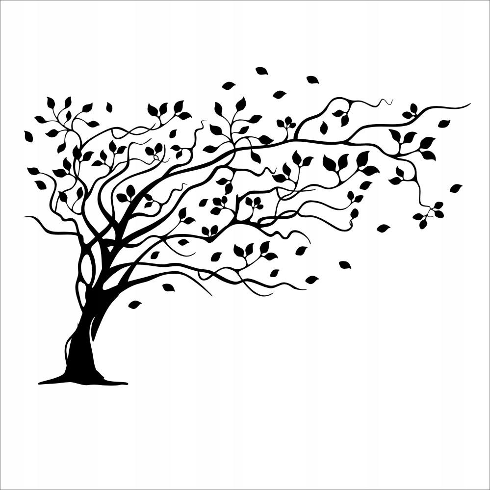 Szablon Malarski Drzewka Duzo Wzorow 7608606315 Allegro Pl