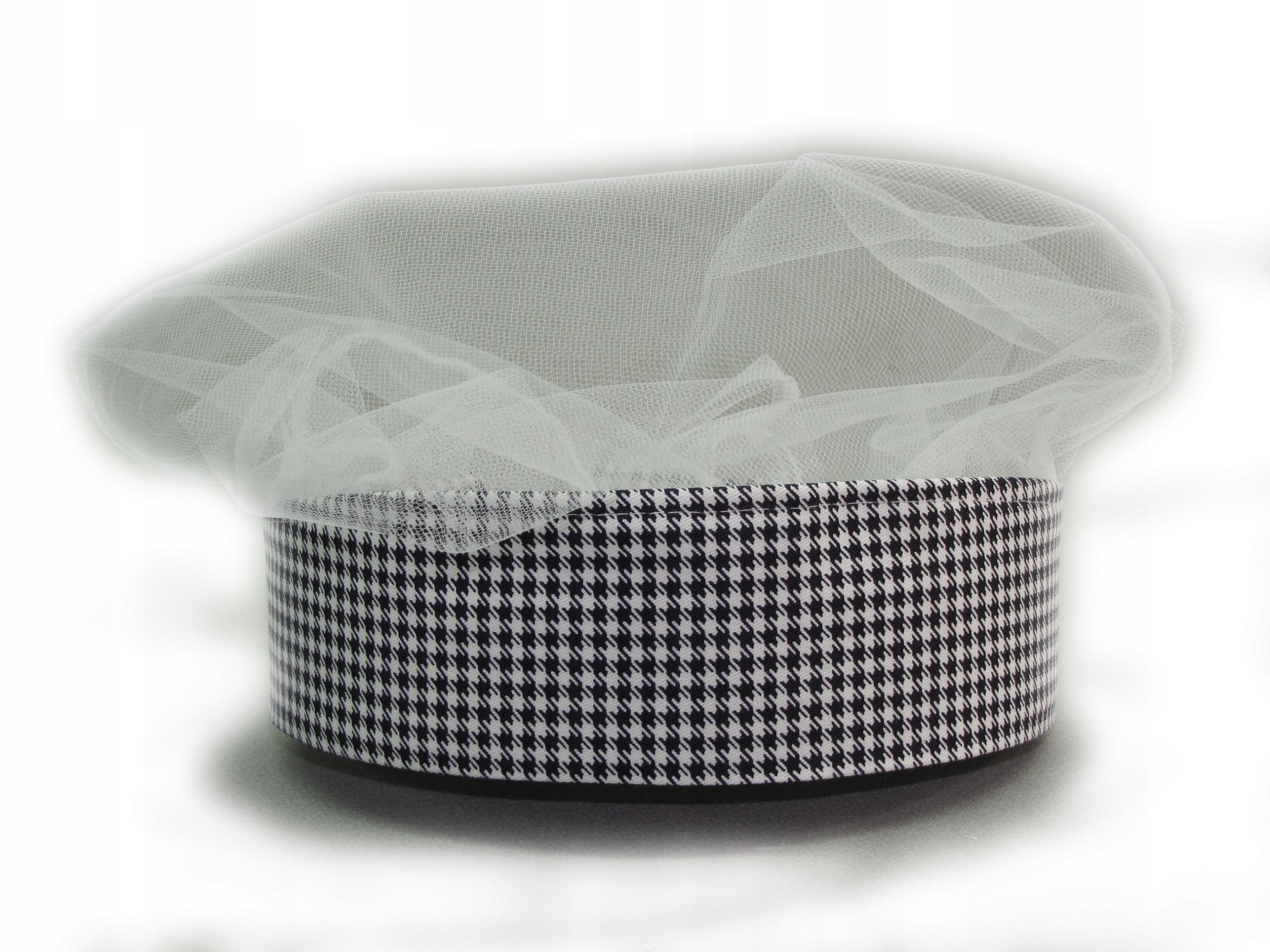 Tull Pepitka Cap v Eraser-Cook Cap